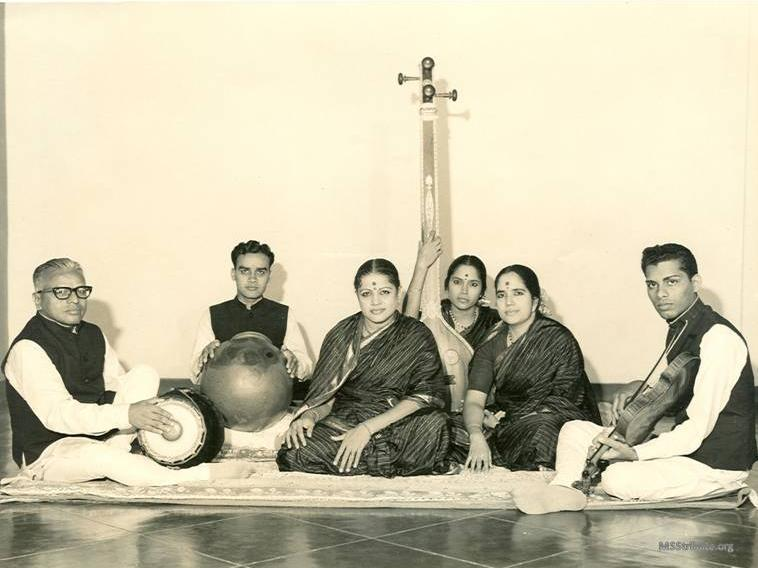 Of thiruppavai by ms subbulakshmi