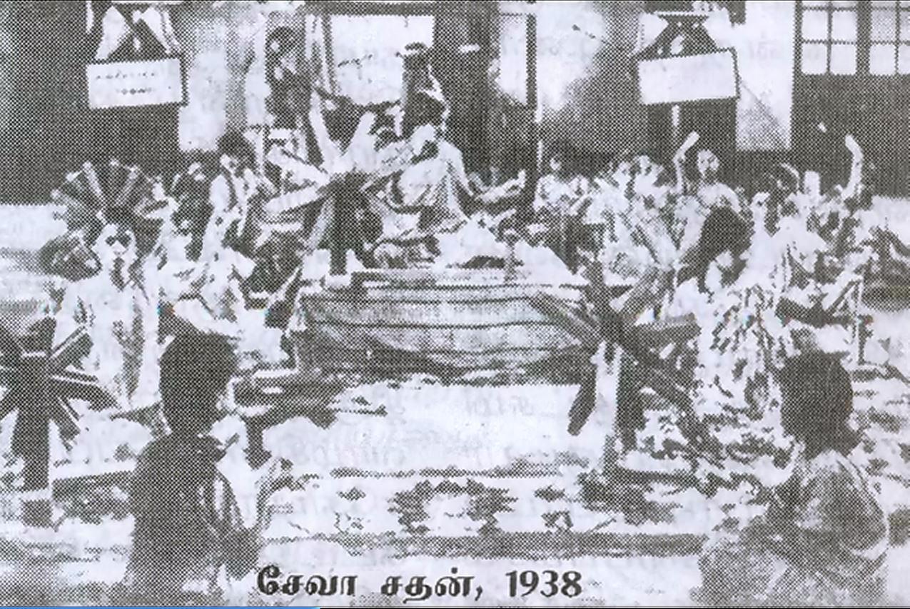 MS Repertoire - Songs from Sevasadanam (1938) - M S